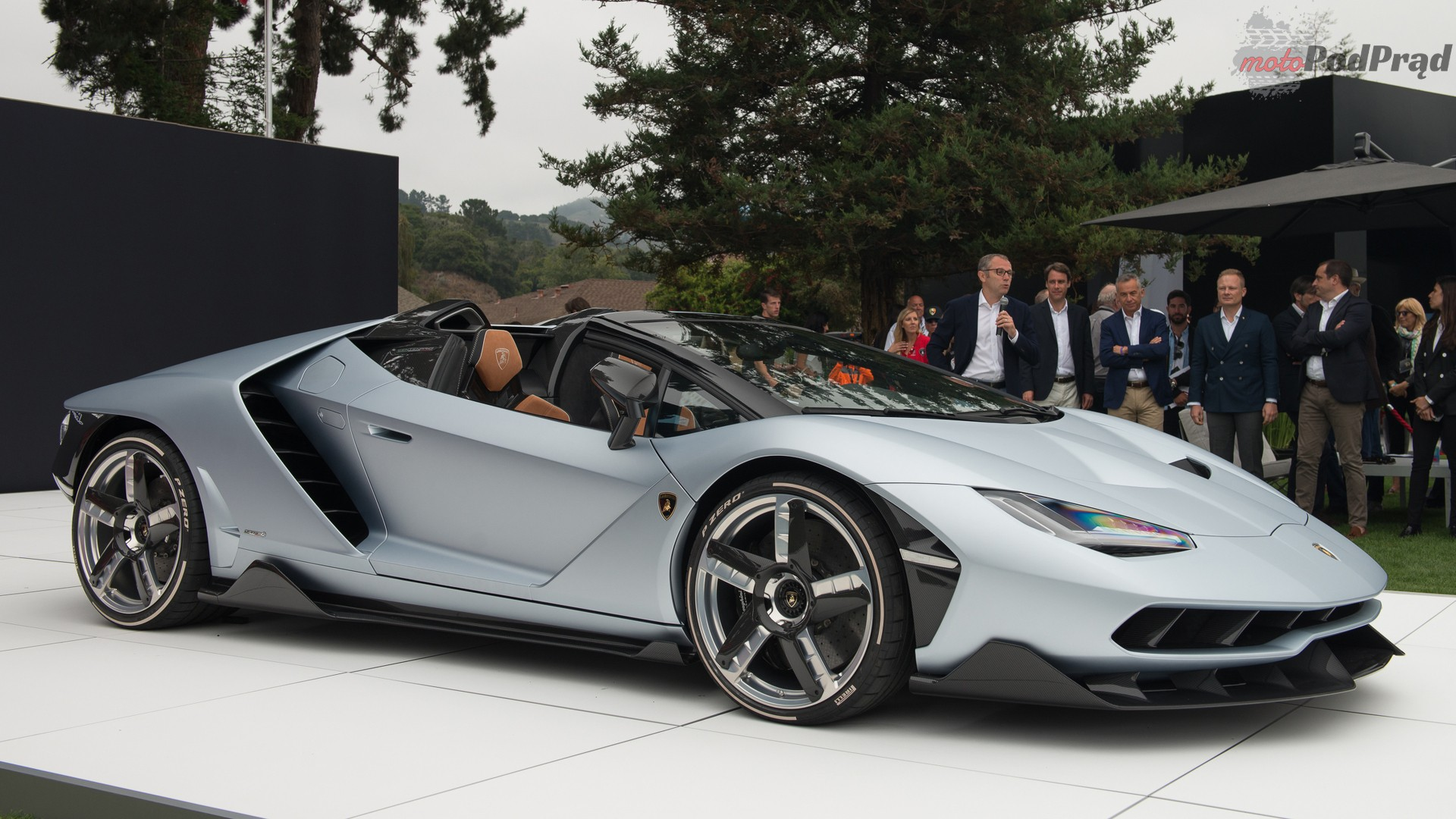 lamborghini centenario roadster Goodwood Festival of Speed   spodziewane premiery