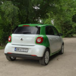smart EQ forfour 6 150x150 Test: Smart EQ Forfour, czy naprawdę taki smart?