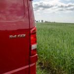 vito 10 150x150 Minitest: Mercedes Vito furgon 111 CDI 4×2 –  w czerwieni mu do twarzy