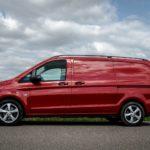 vito 12 150x150 Minitest: Mercedes Vito furgon 111 CDI 4×2 –  w czerwieni mu do twarzy