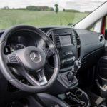 vito 14 150x150 Test: Mercedes Vito furgon 111 CDI 4×2 –  w czerwieni mu do twarzy
