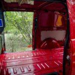 vito 3 150x150 Minitest: Mercedes Vito furgon 111 CDI 4×2 –  w czerwieni mu do twarzy