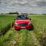 vito 6 150x150 Minitest: Mercedes Vito furgon 111 CDI 4×2 –  w czerwieni mu do twarzy