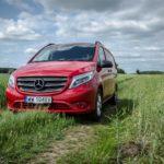 vito 7 150x150 Minitest: Mercedes Vito furgon 111 CDI 4×2 –  w czerwieni mu do twarzy