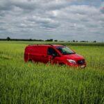 vito 8 150x150 Minitest: Mercedes Vito furgon 111 CDI 4×2 –  w czerwieni mu do twarzy