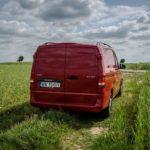 vito 9 150x150 Minitest: Mercedes Vito furgon 111 CDI 4×2 –  w czerwieni mu do twarzy