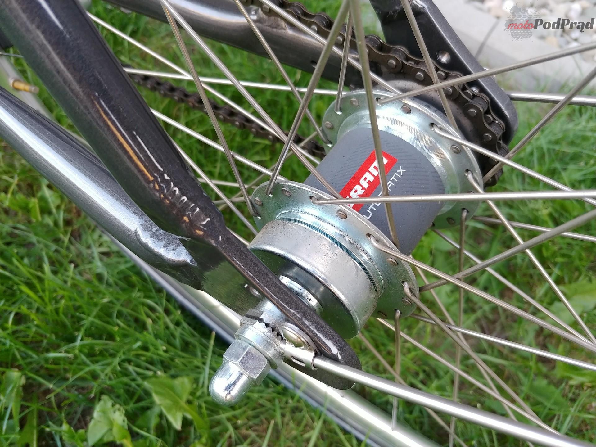 Askoll 21 Niedziela na elektrycznym rowerze   Askoll EB1 i EB2