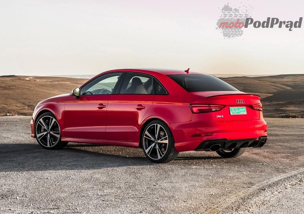 Audi RS3 Sedan 2017 1024 1d Koniec z oszukiwaniem w katalogach? Wchodzi WLTP.