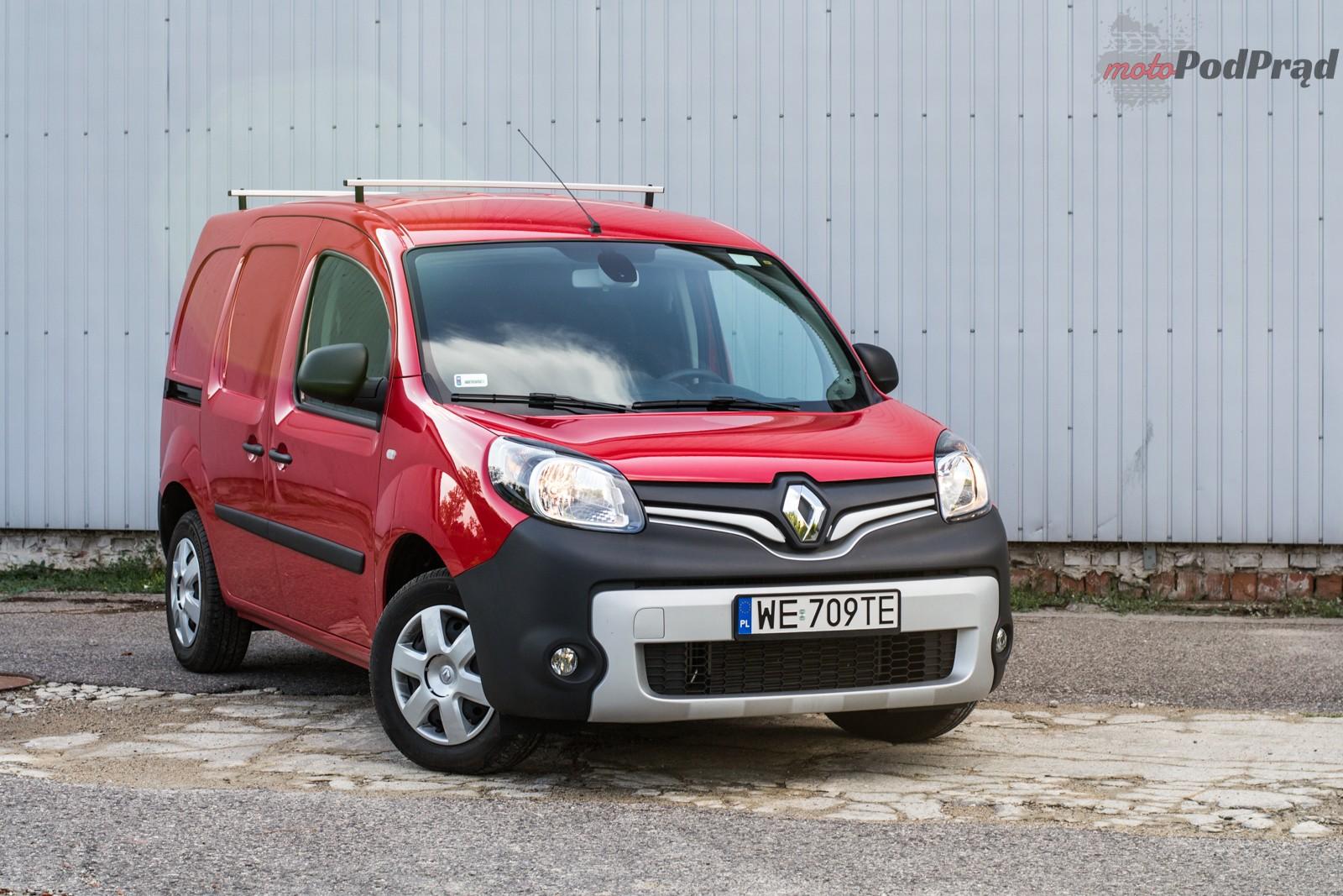 DSC 0413 Test: Renault Kangoo Express 1.5 dCi 90 KM   silnik to za mało