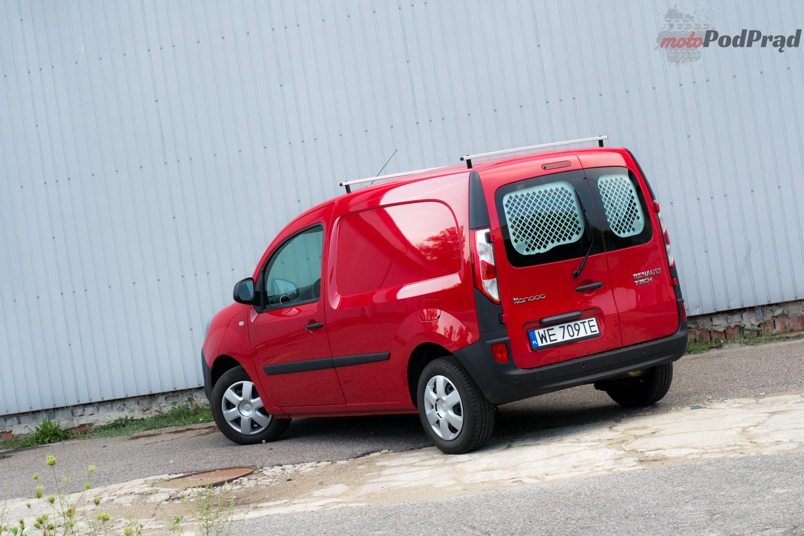DSC 0458 Test: Renault Kangoo Express 1.5 dCi 90 KM   silnik to za mało