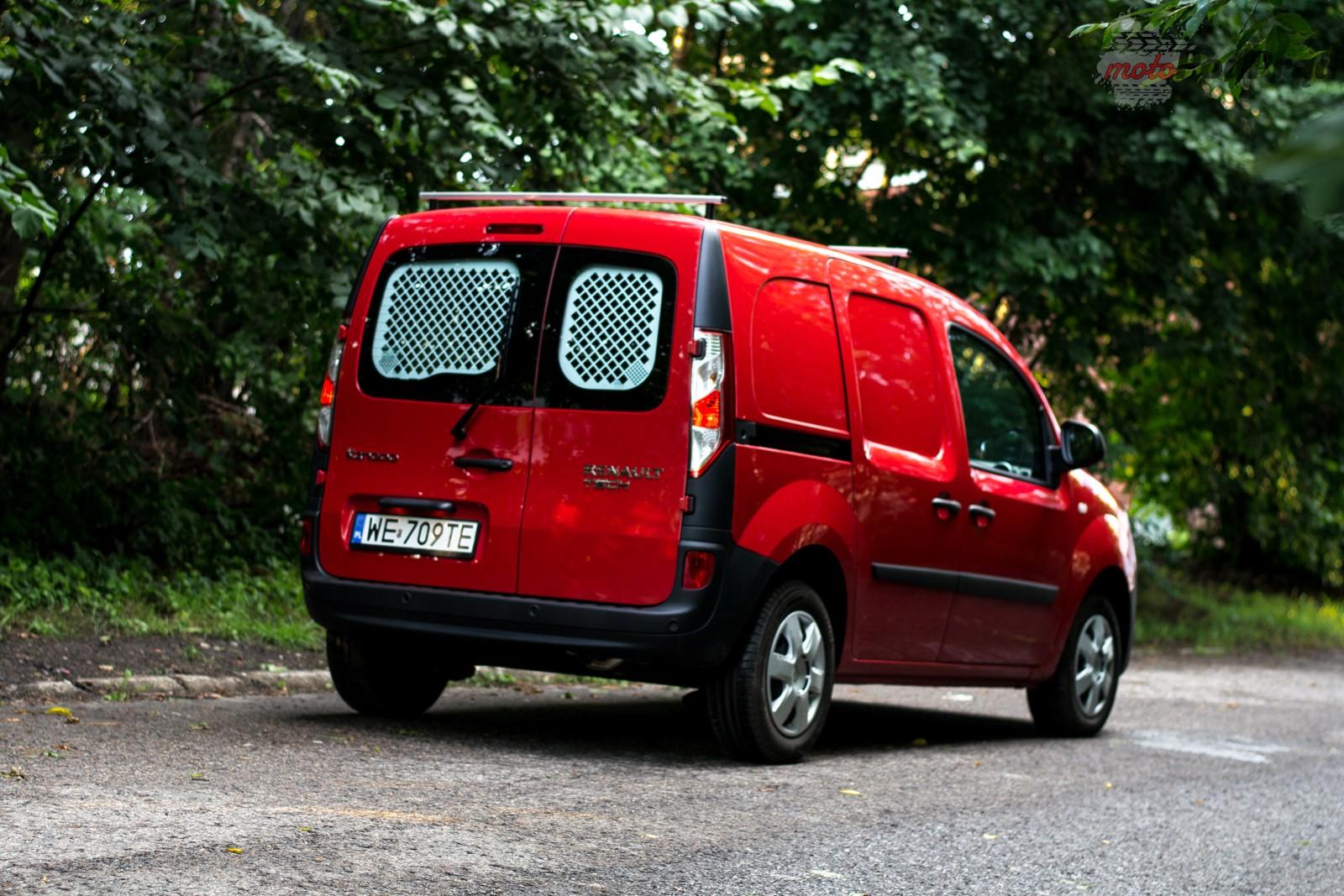 DSC 0462 Test: Renault Kangoo Express 1.5 dCi 90 KM   silnik to za mało