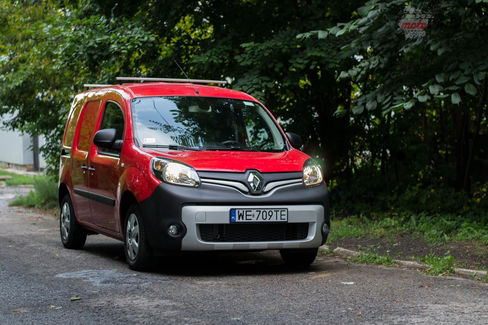 DSC 0464 Test: Renault Kangoo Express 1.5 dCi 90 KM   silnik to za mało
