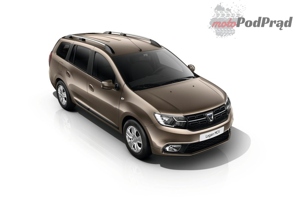 Dacia Logan MCV 2017 1024 03 Najpopularniejsze samochody w krajach europejskich