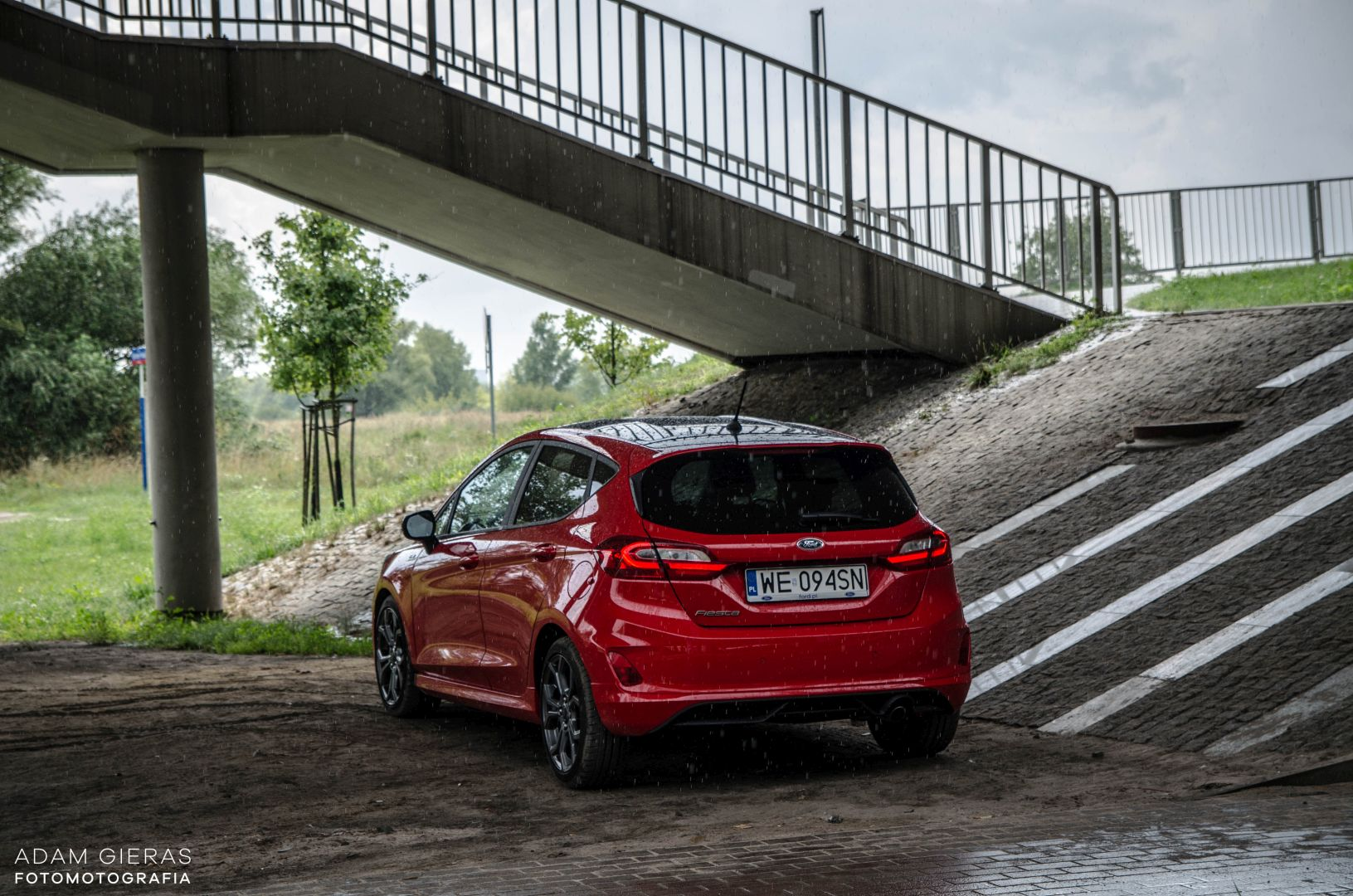 FIESTA ST 21 Test: Ford Fiesta 1.0 Ecoboost ST Line   zwinne cacuszko
