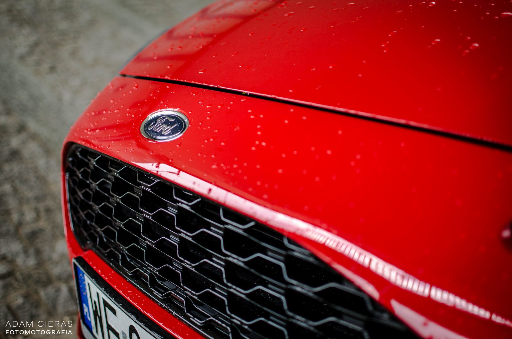 FIESTA ST 25 Test: Ford Fiesta 1.0 Ecoboost ST Line   zwinne cacuszko