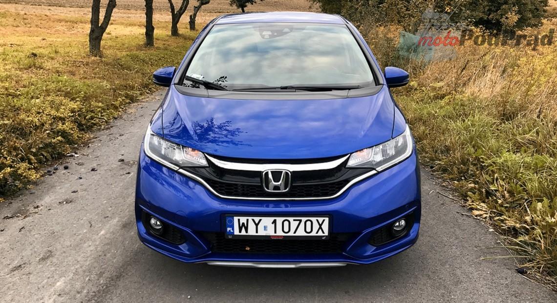 Honda Jazz 6 główne Test: Honda Jazz 1,3 I VTEC   inna niż wszystkie