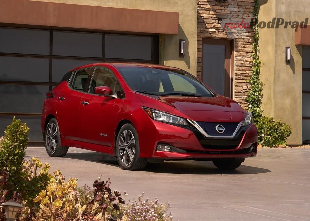 Nissan Leaf 2018 1024 05 Najpopularniejsze samochody w krajach europejskich