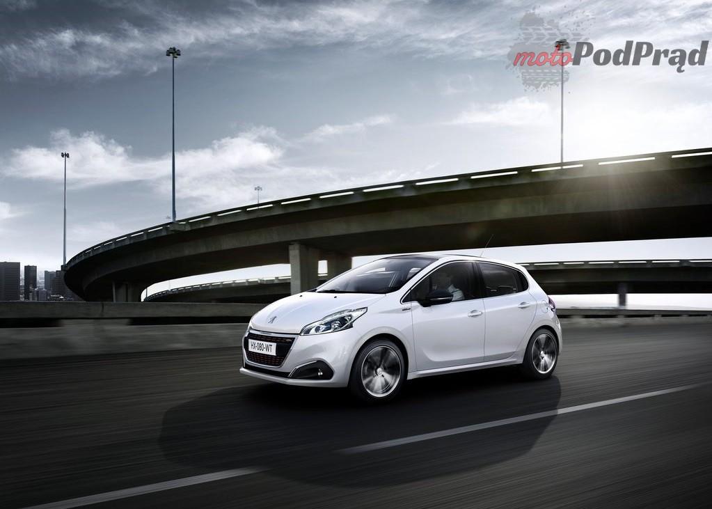 Peugeot 208 2016 1024 07 Najpopularniejsze samochody w krajach europejskich