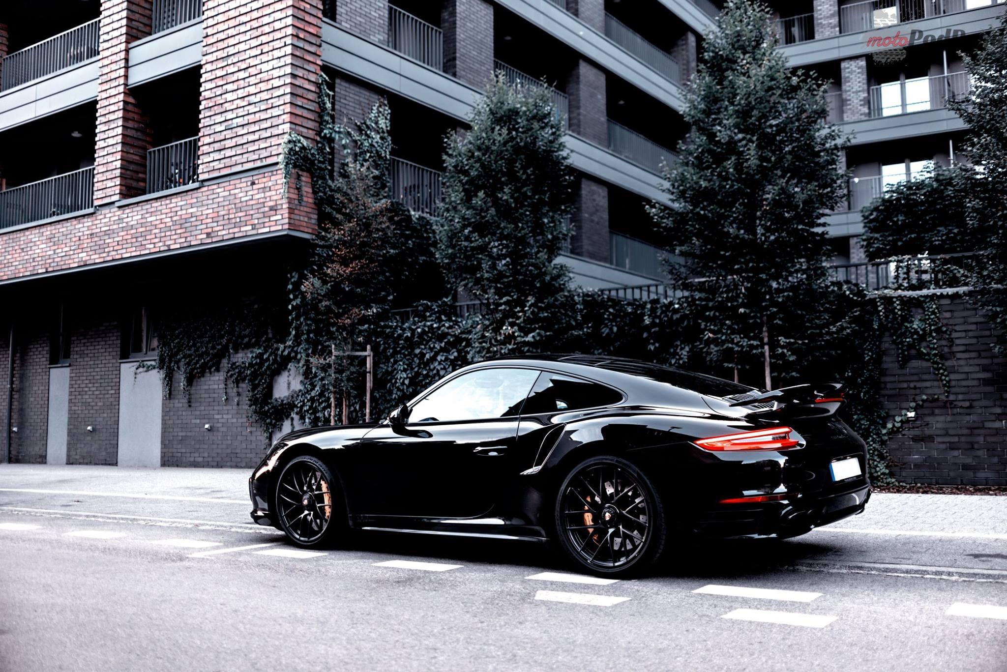 Porsche 911 Turbo S 1 5 minut z... Porsche 911 Turbo S