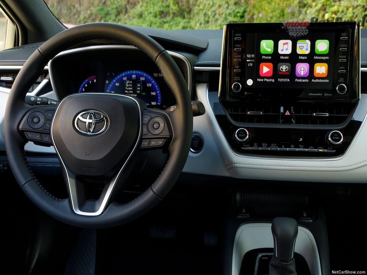 Toyota Corolla Hatchback 2019 1280 26 Auris odchodzi   wraca Corolla