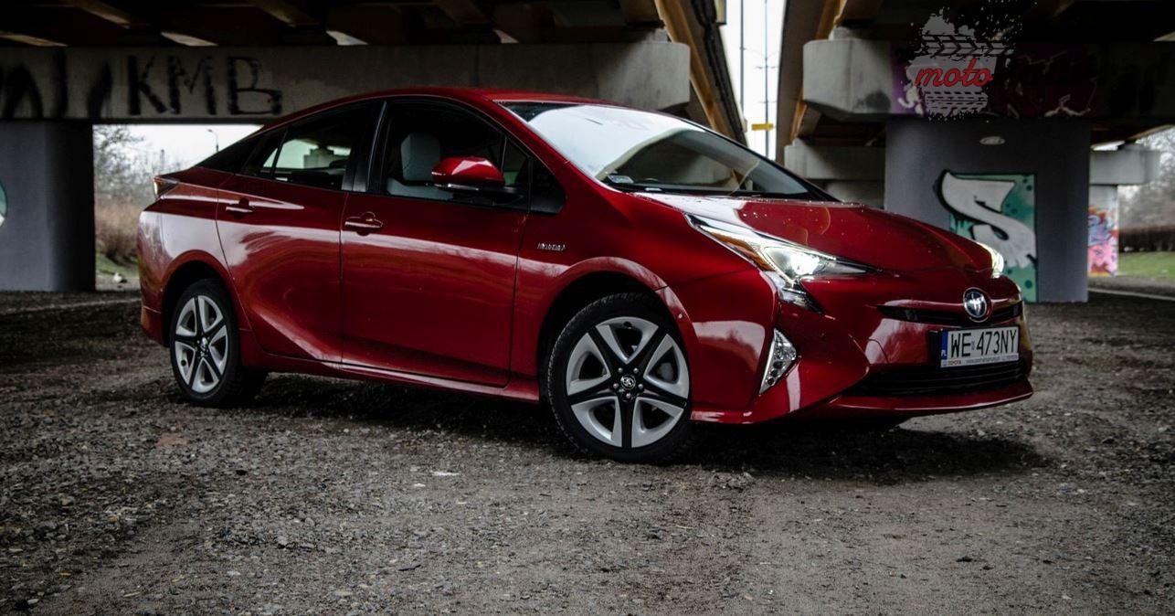 Toyota Prius Jak hybrydy to tylko Toyoty?