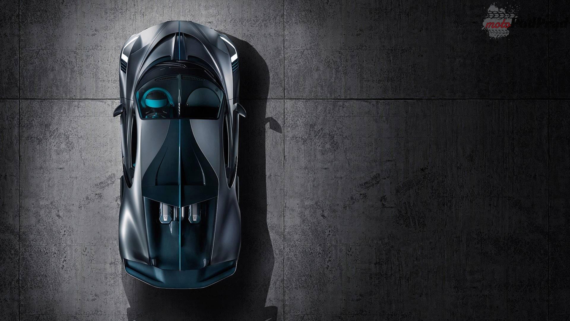 bugatti divo 1 Zaprezentowano Bugatti Divo!