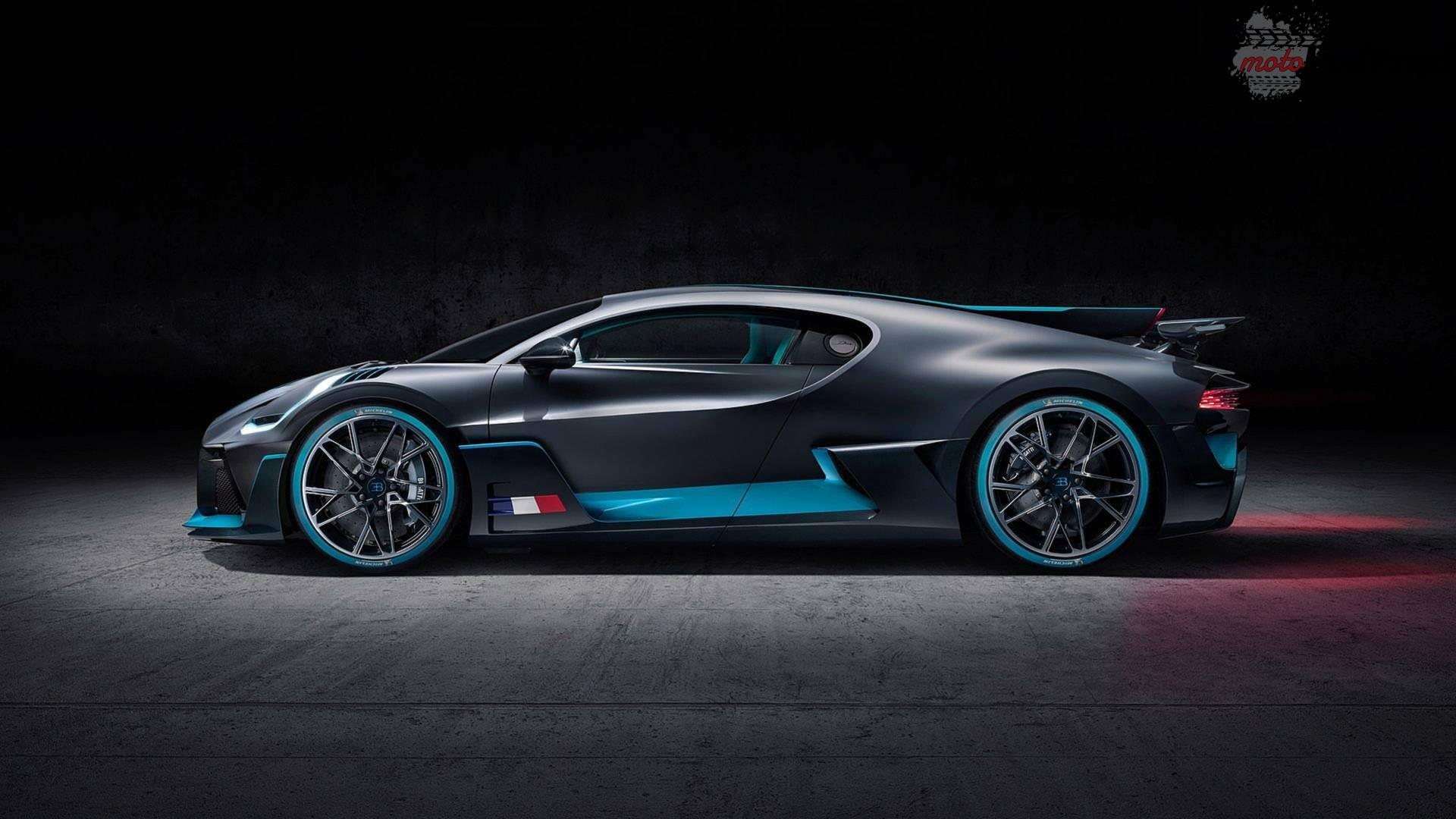 bugatti divo 2 Zaprezentowano Bugatti Divo!