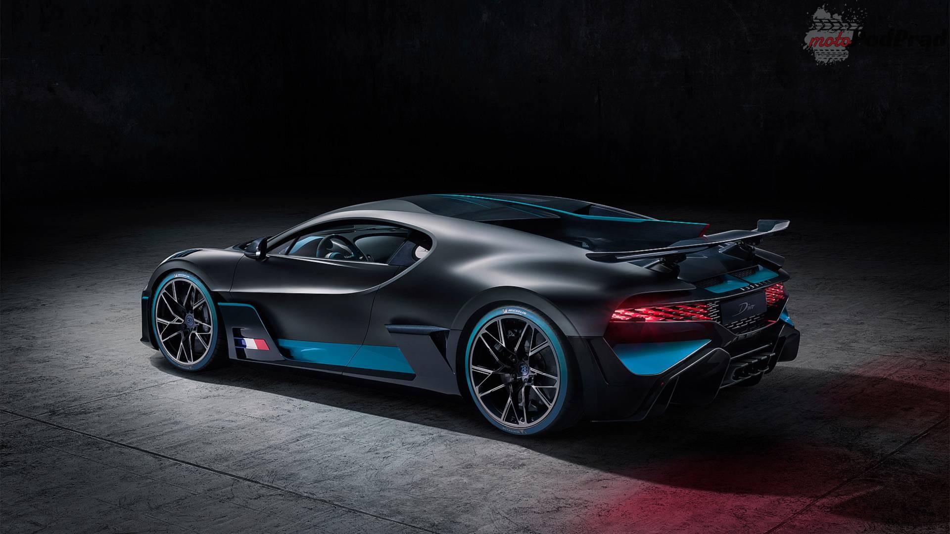 bugatti divo 3 Zaprezentowano Bugatti Divo!