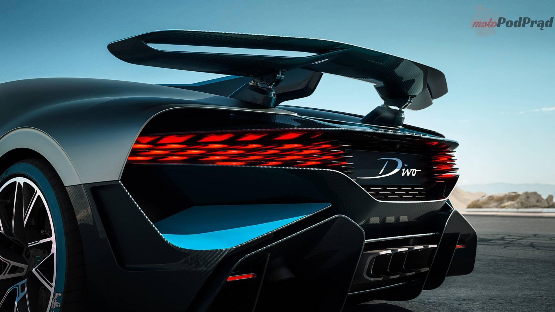 bugatti divo 4 Zaprezentowano Bugatti Divo!