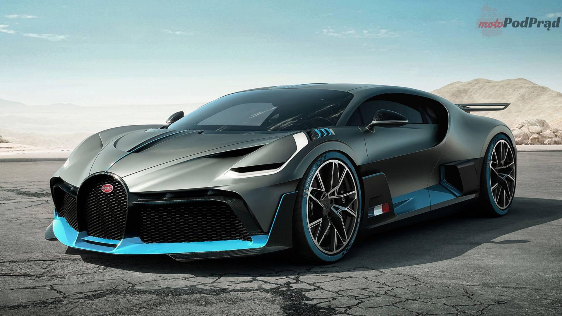 bugatti divo 5 Zaprezentowano Bugatti Divo!
