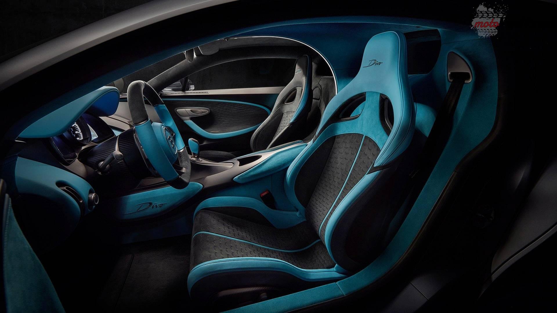 bugatti divo 6 Zaprezentowano Bugatti Divo!