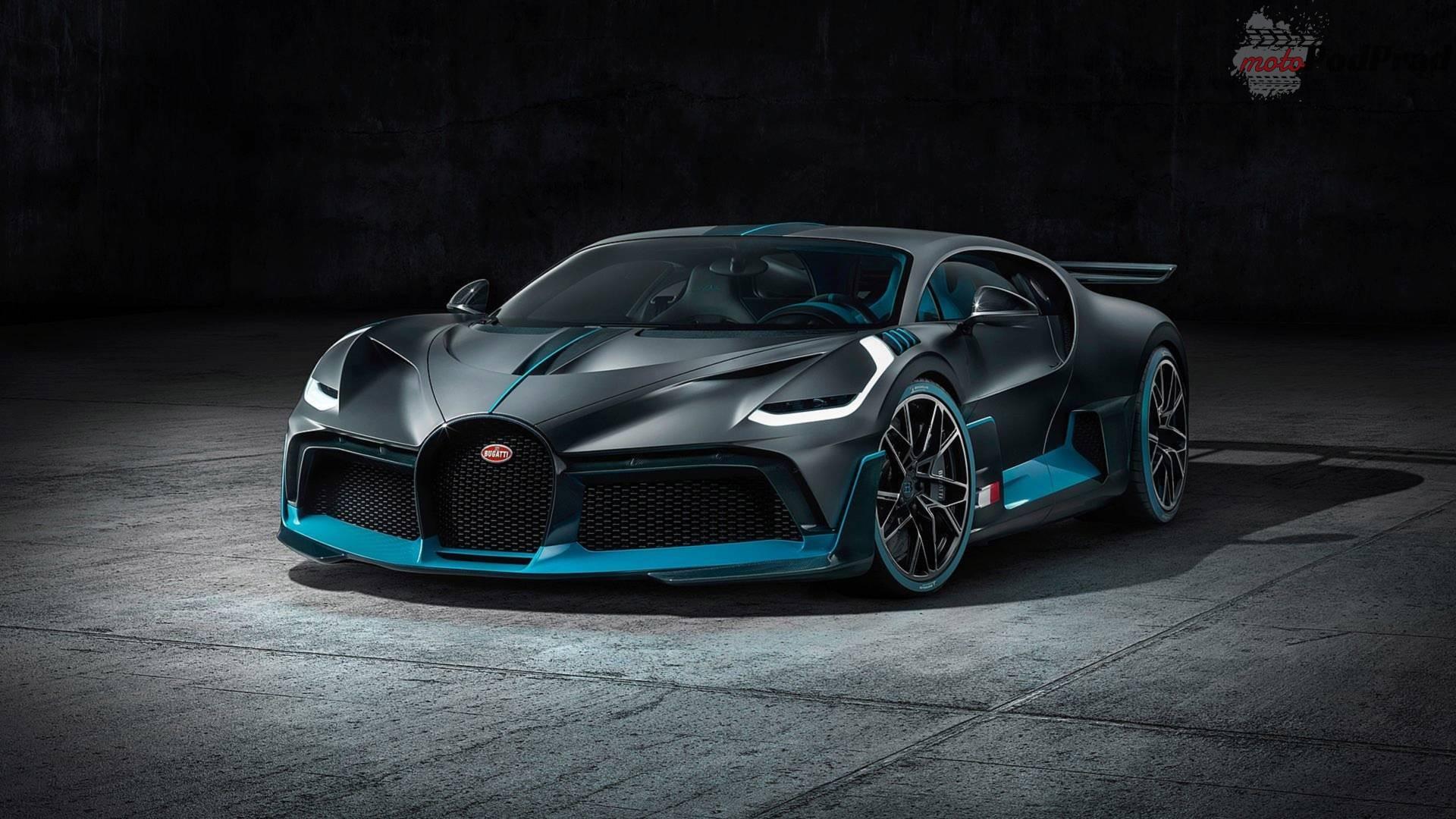 bugatti divo 7 Zaprezentowano Bugatti Divo!