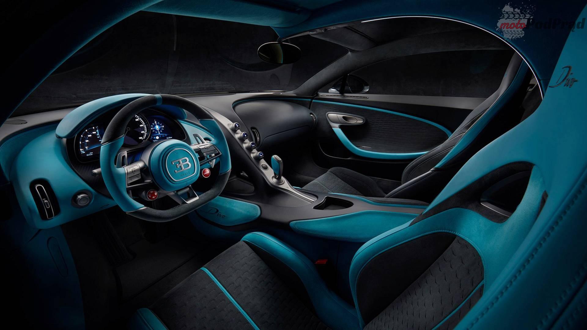 bugatti divo 8 Zaprezentowano Bugatti Divo!