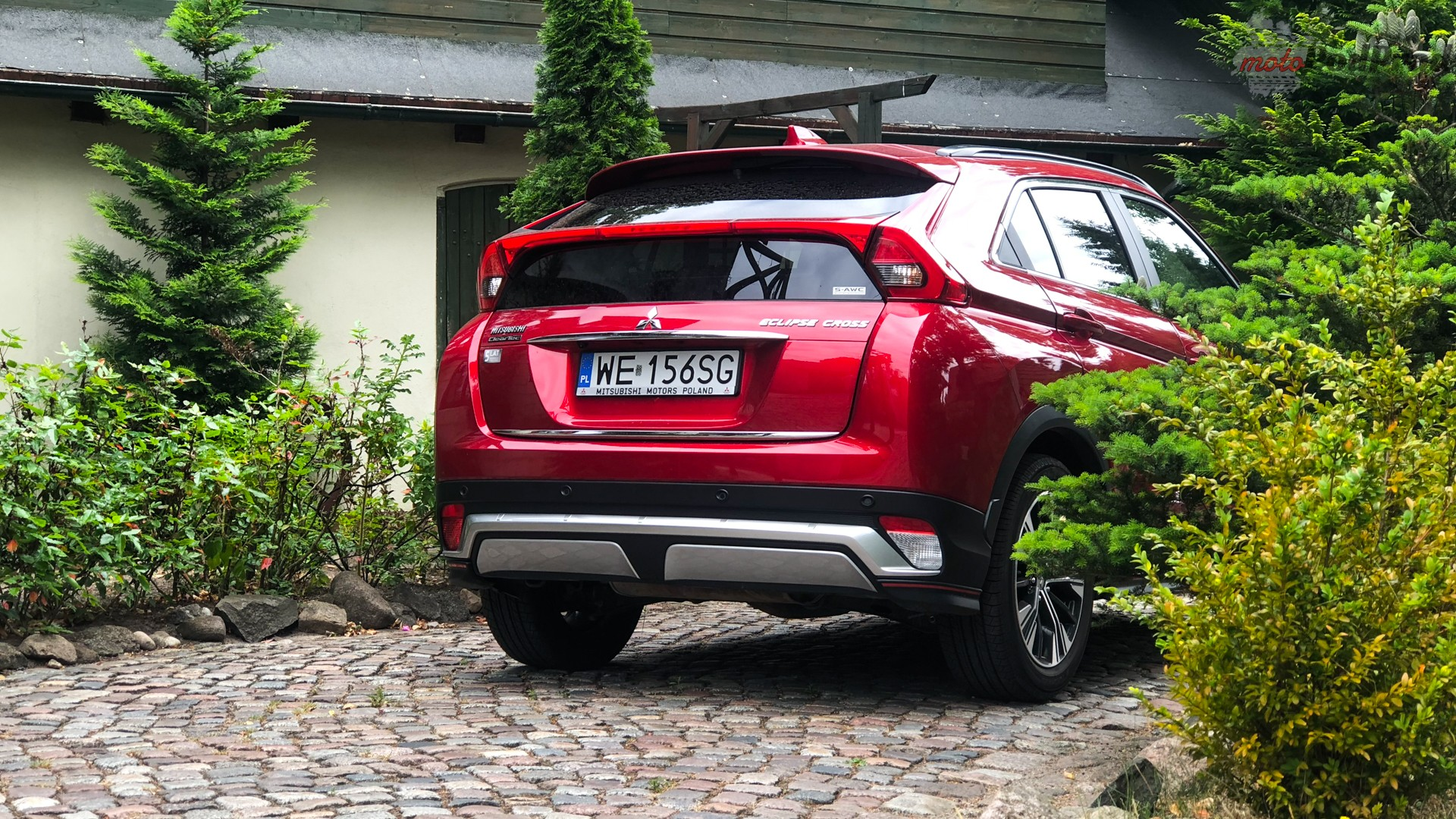 mitsubishi eclipse cross 12 Test: Mitsubishi Eclipse Cross – Japończycy popełnili seppuku?