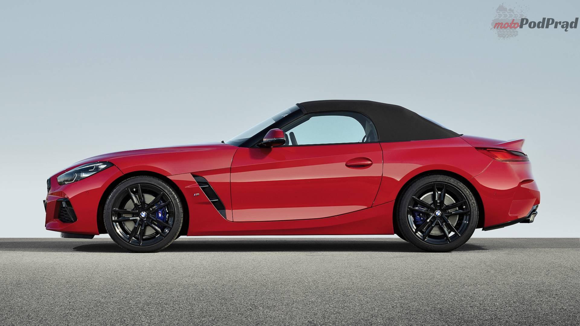 nuova bmw z4 2 Nowe BMW Z4 pręży muskuły