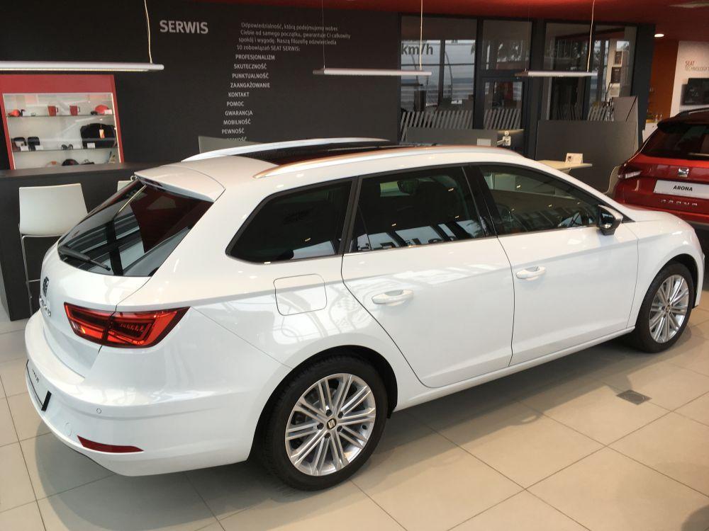 seat leon excellence Norma 6.2, czyli dobry moment na zakup nowego auta