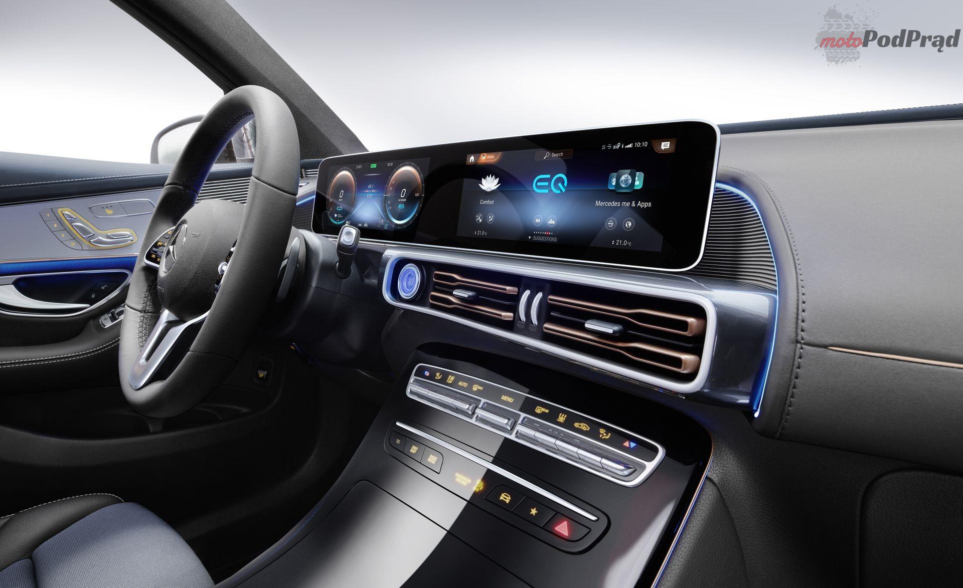 18C0623 017 Mercedes EQC   pierwszy krok ku elektryfikacji