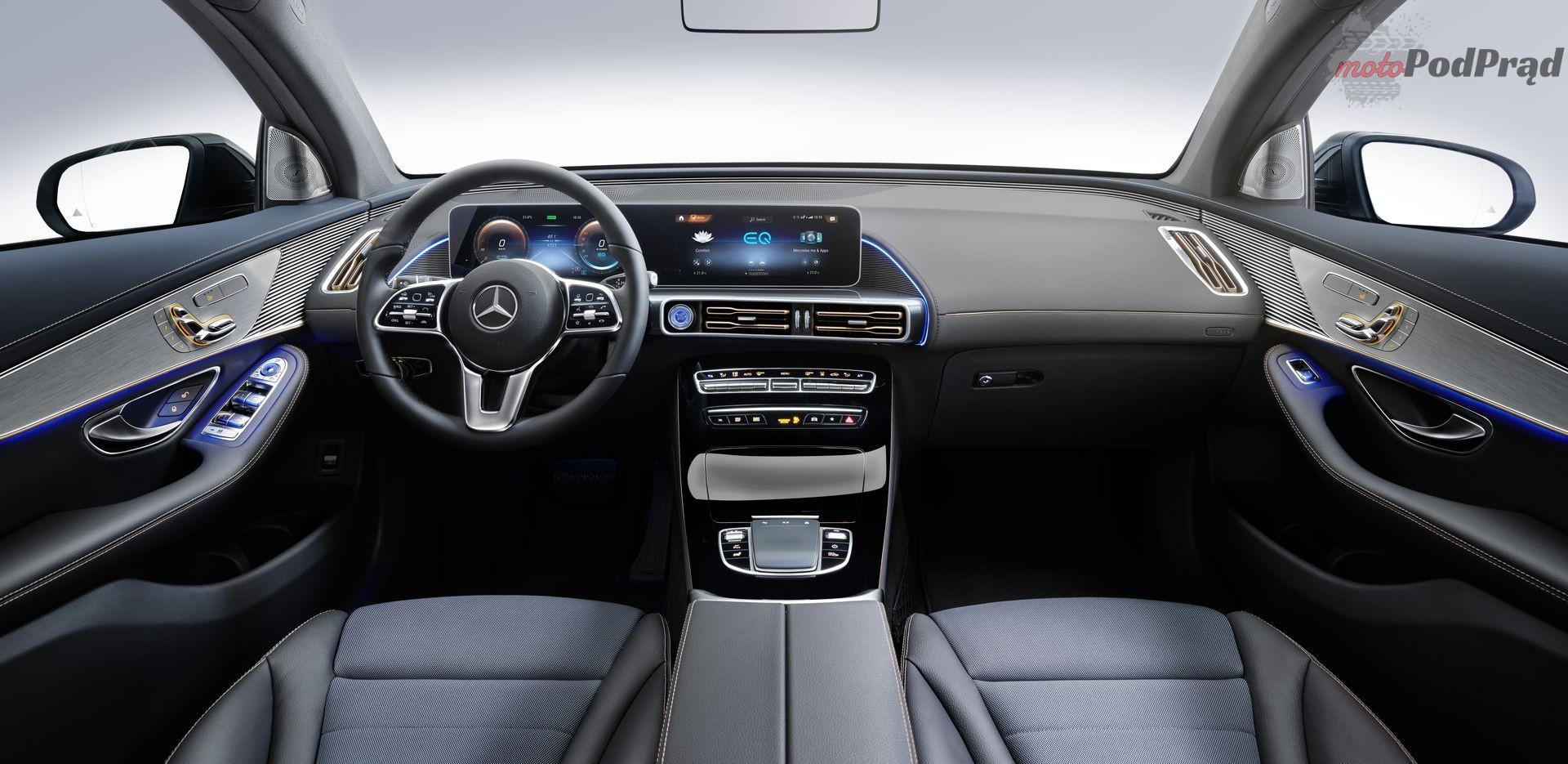 18C0623 023 Mercedes EQC   pierwszy krok ku elektryfikacji