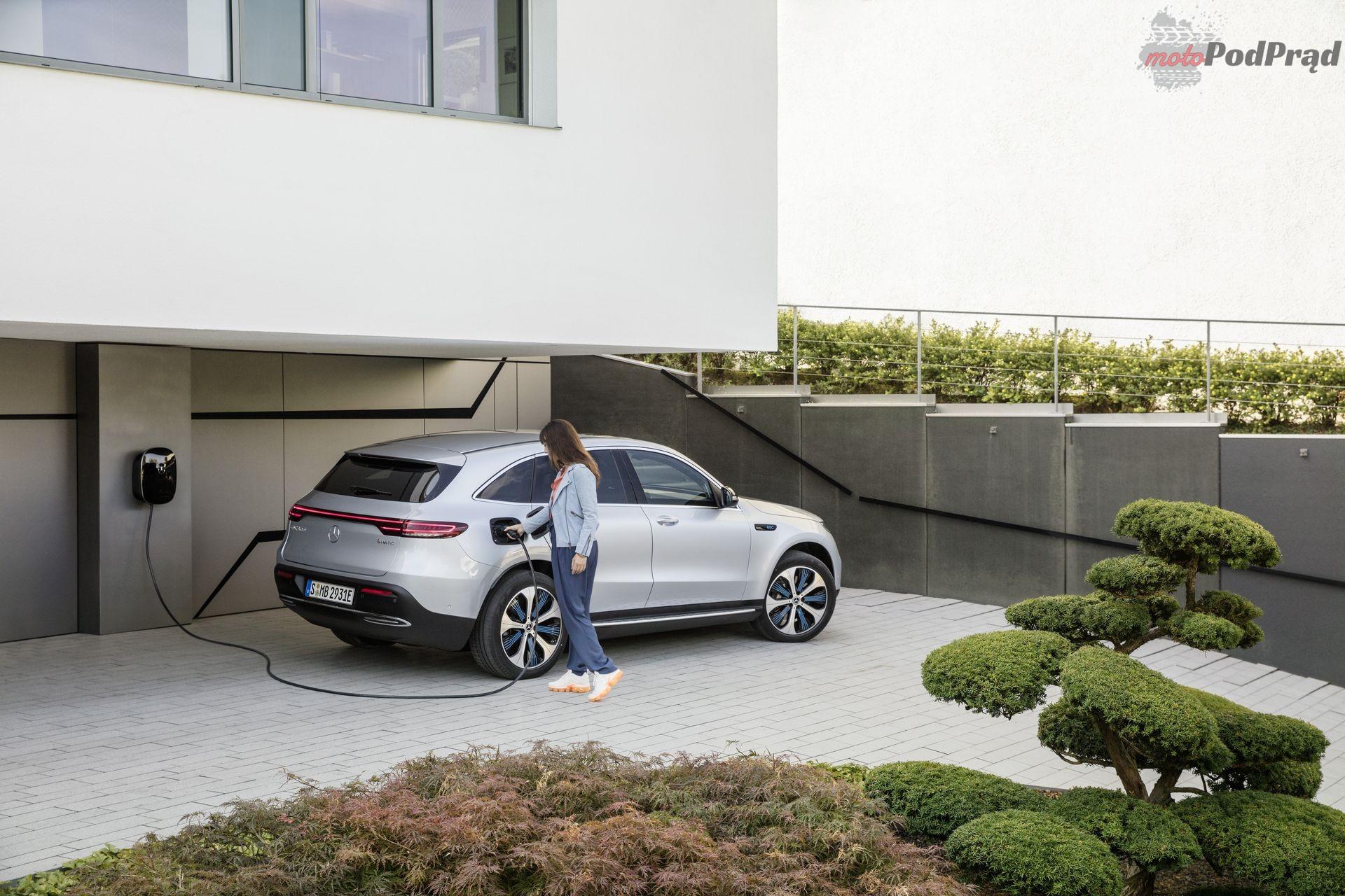 18C0666 022 Mercedes EQC   pierwszy krok ku elektryfikacji