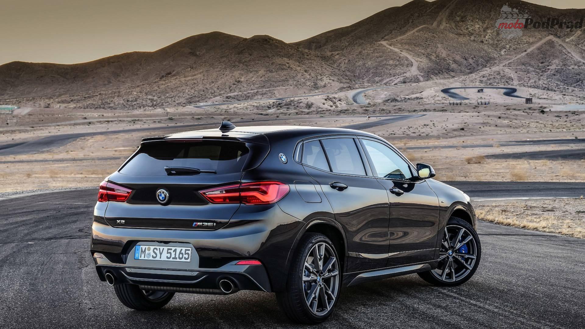 2019 bmw x2 m35i 1 BMW X2 M35i & BMW X5 45e   wzmocnienie kadry