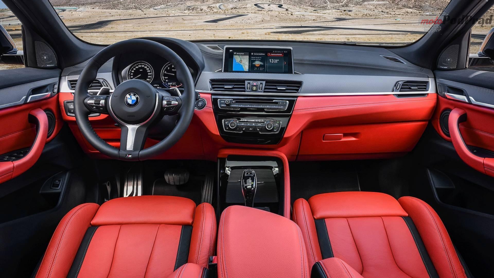 2019 bmw x2 m35i 2 BMW X2 M35i & BMW X5 45e   wzmocnienie kadry