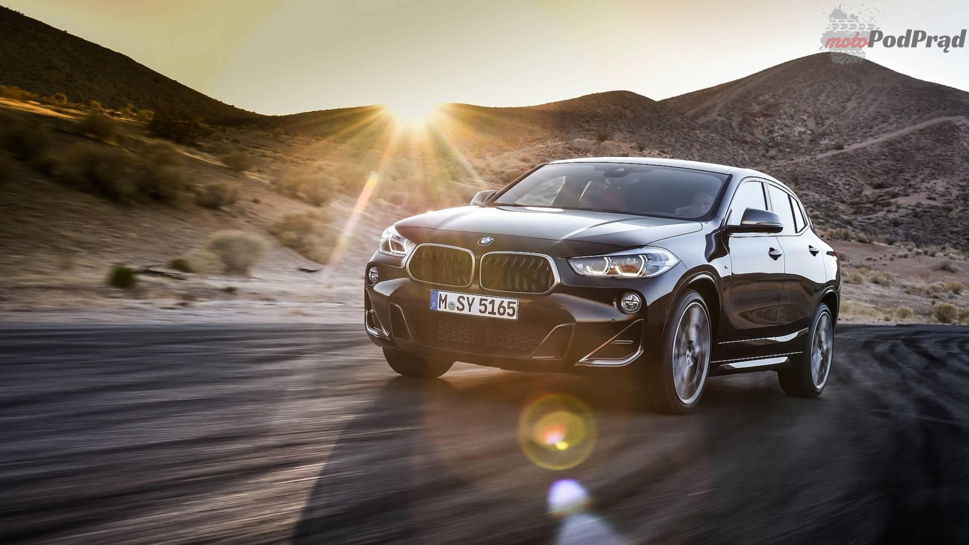 2019 bmw x2 m35i BMW X2 M35i & BMW X5 45e   wzmocnienie kadry