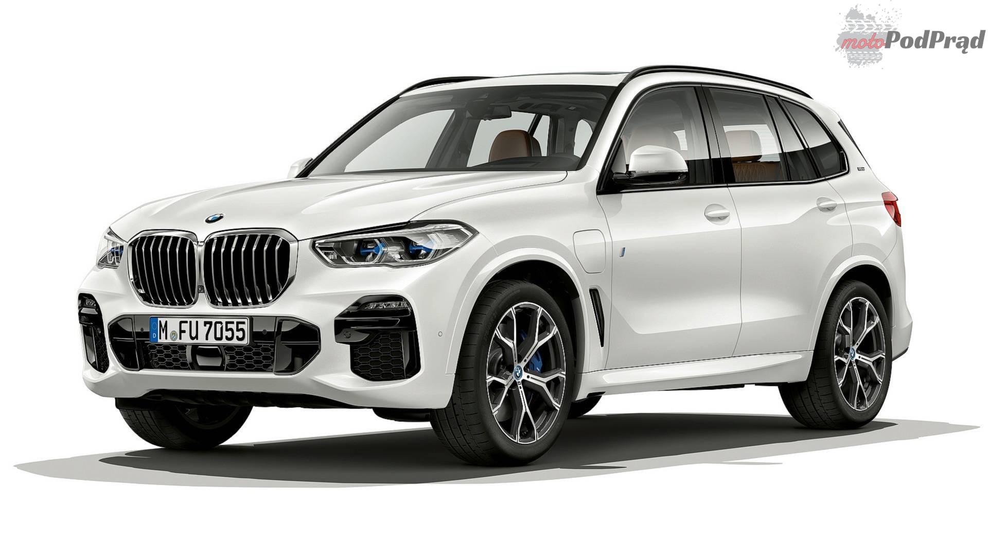 2019 bmw x5 xdrive45e BMW X2 M35i & BMW X5 45e   wzmocnienie kadry