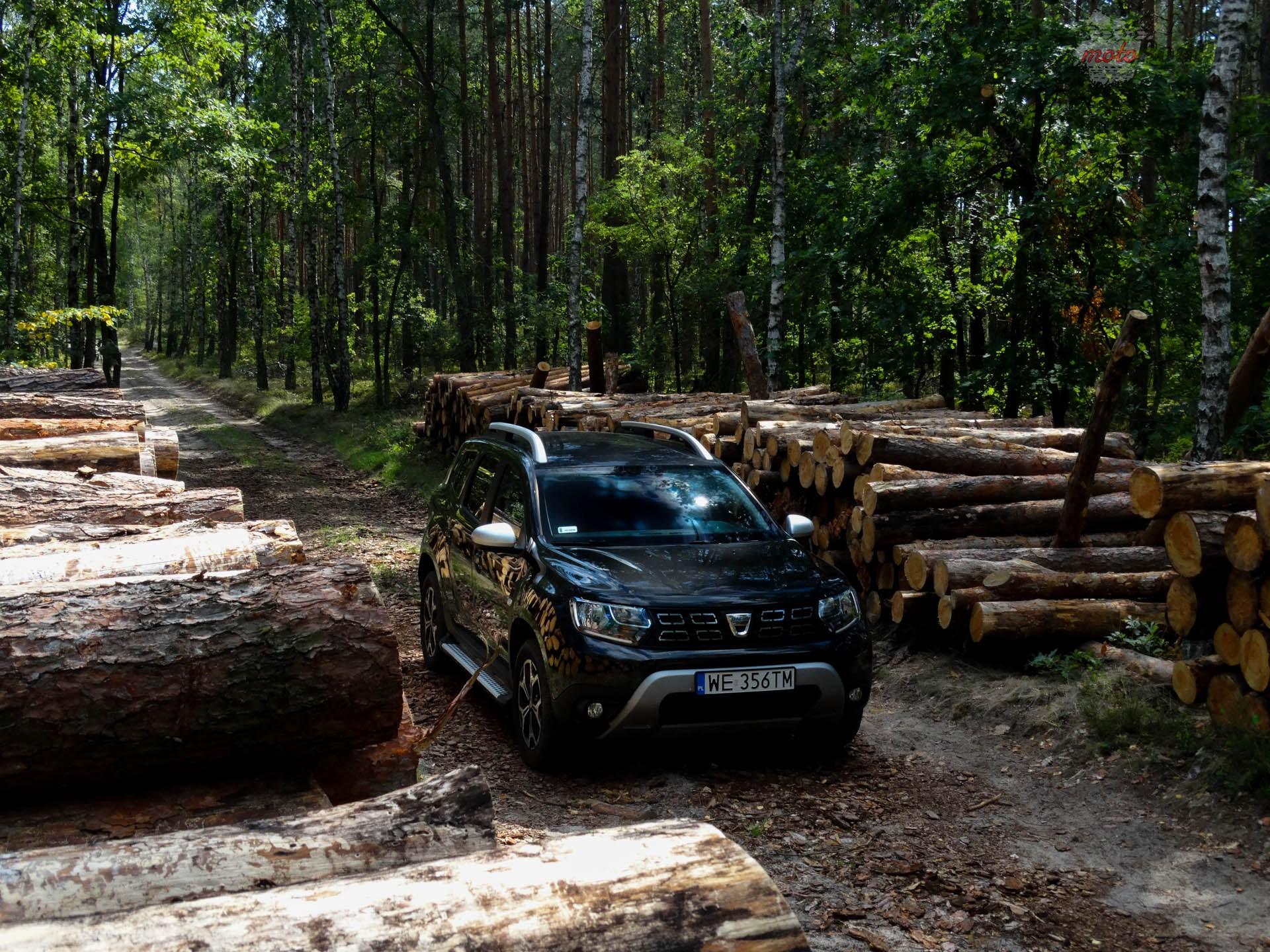 Dacia Duster 1 Test: Dacia Duster PRESTIGE 1.5 dci 4WD – w prostocie siła!