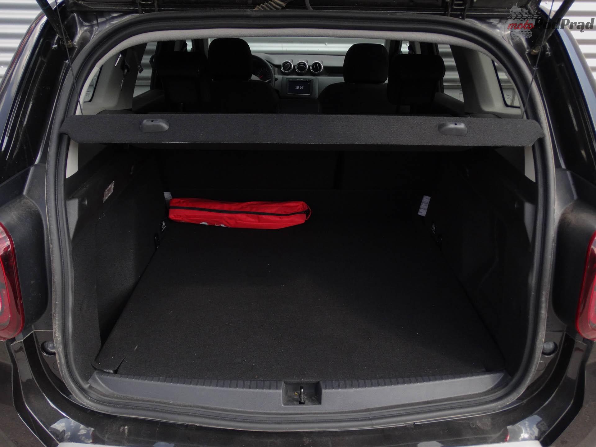 Dacia Duster 11 Test: Dacia Duster PRESTIGE 1.5 dci 4WD – w prostocie siła!