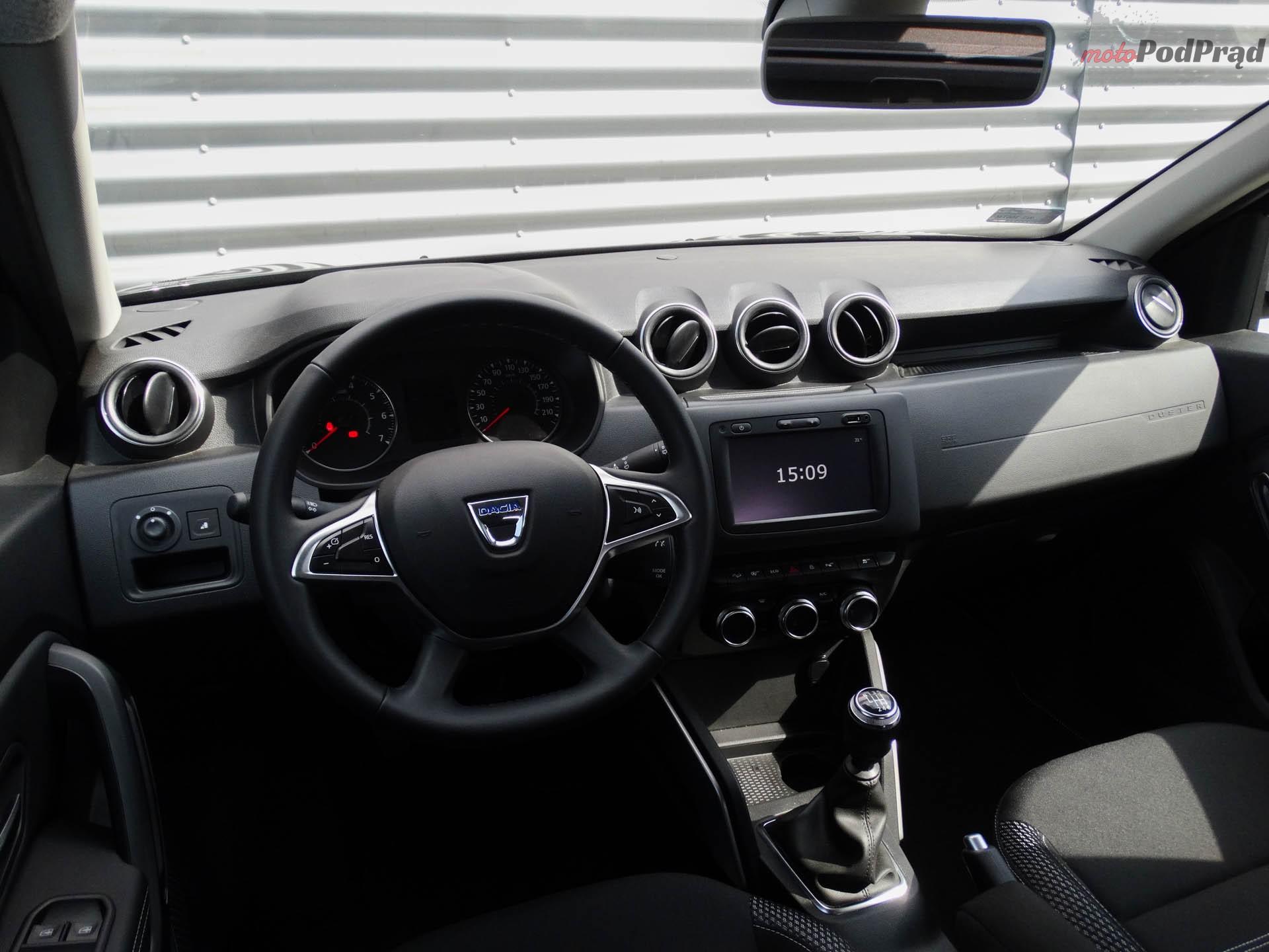 Dacia Duster 12 Test: Dacia Duster PRESTIGE 1.5 dci 4WD – w prostocie siła!