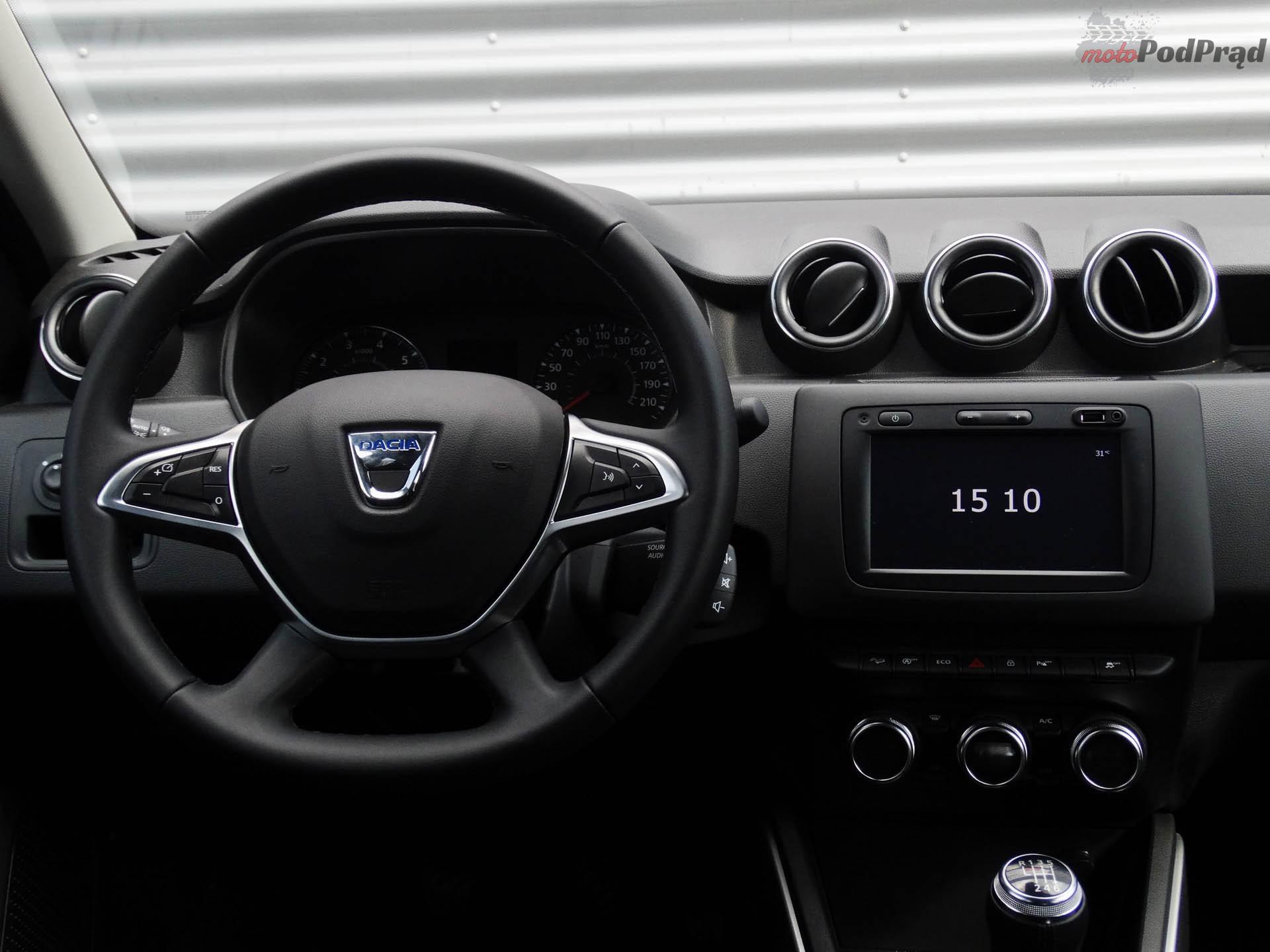 Dacia Duster 13 Test: Dacia Duster PRESTIGE 1.5 dci 4WD – w prostocie siła!