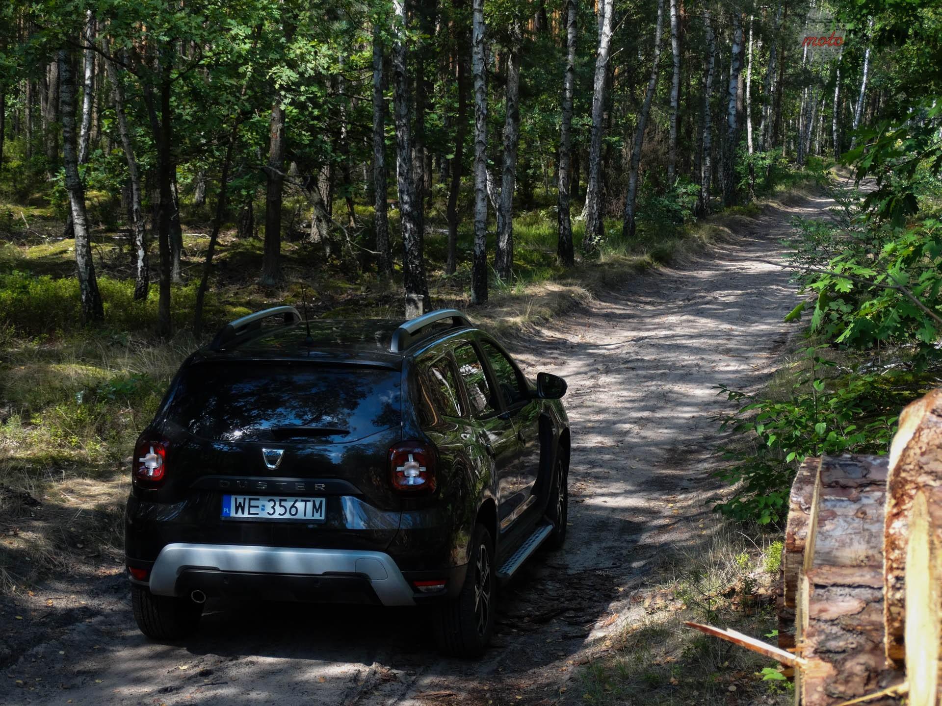 Dacia Duster 2 Test: Dacia Duster PRESTIGE 1.5 dci 4WD – w prostocie siła!