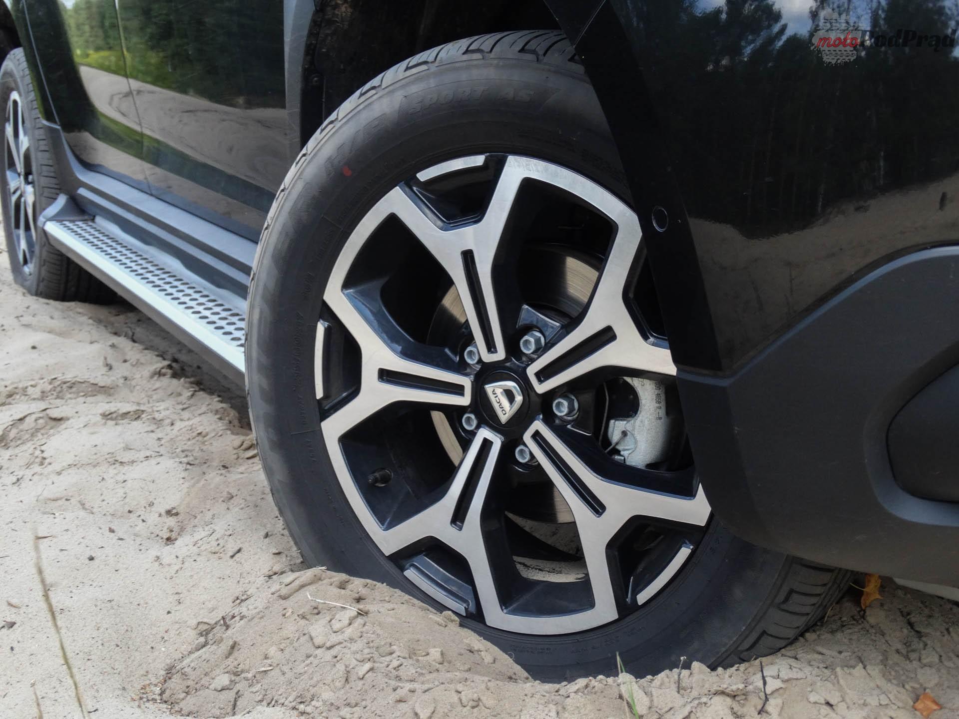 Dacia Duster 5 Test: Dacia Duster PRESTIGE 1.5 dci 4WD – w prostocie siła!