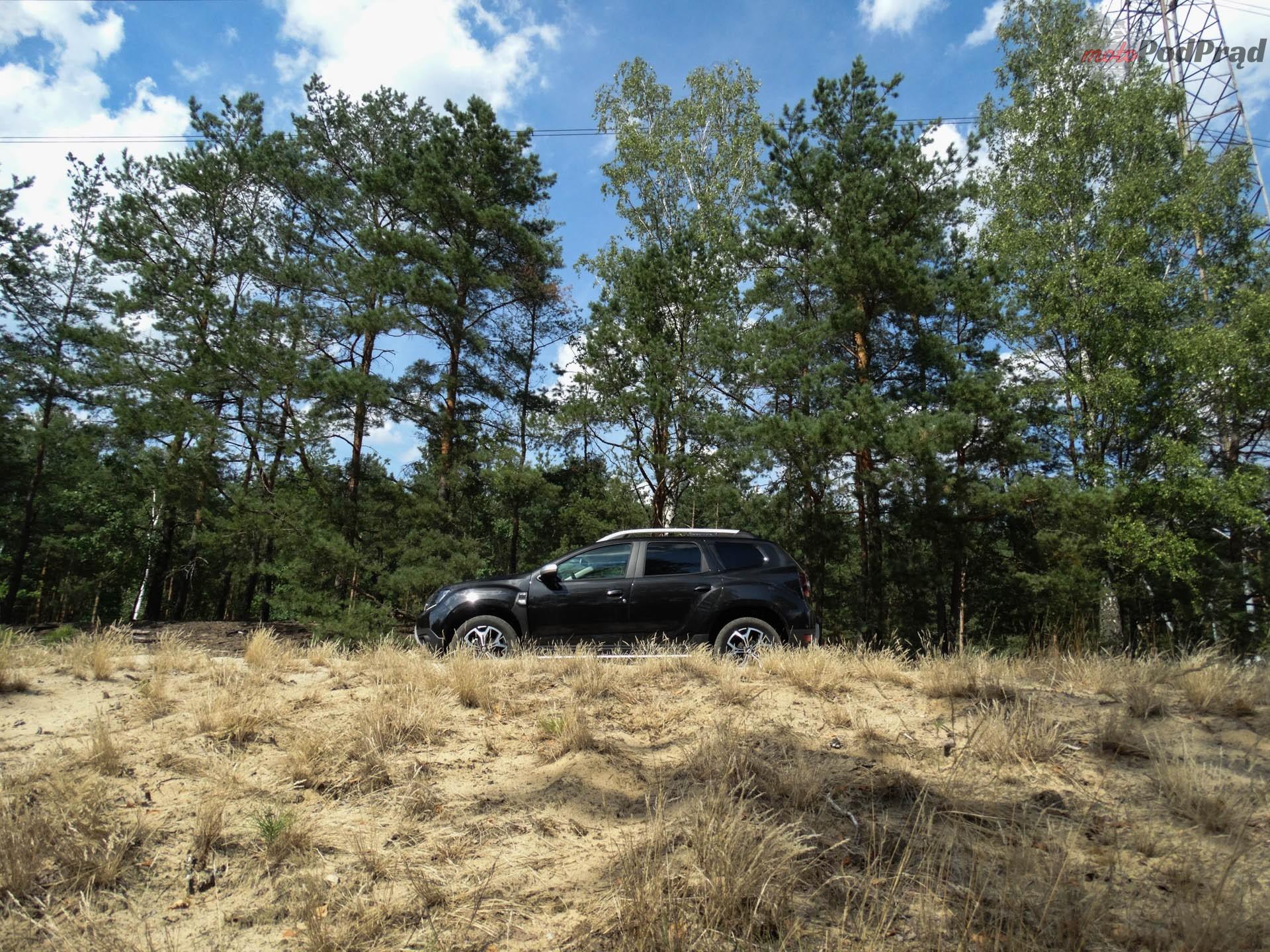 Dacia Duster 7 Test: Dacia Duster PRESTIGE 1.5 dci 4WD – w prostocie siła!